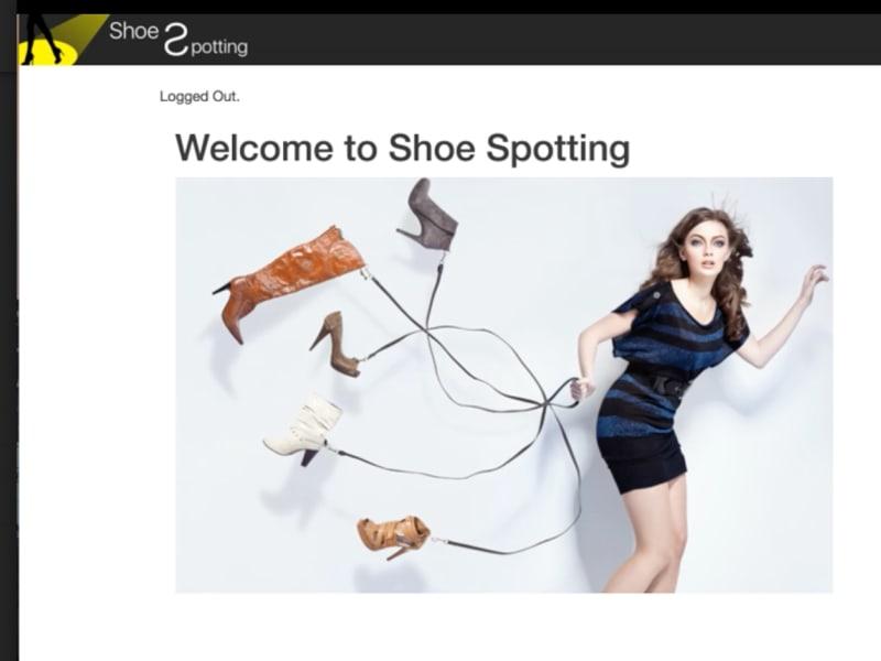 Shoe Spotting