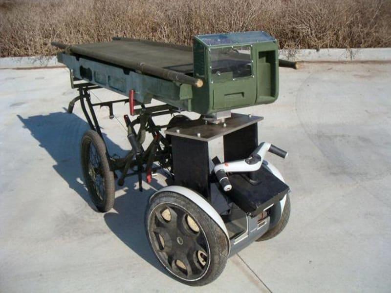 Segway Robotic Mobility Platform (RMP)