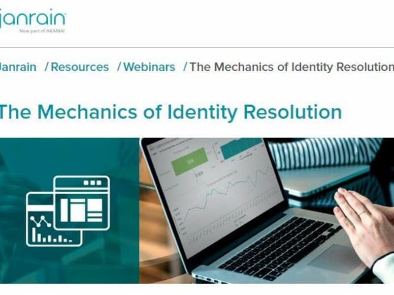 The Mechanics of Identity Resolution