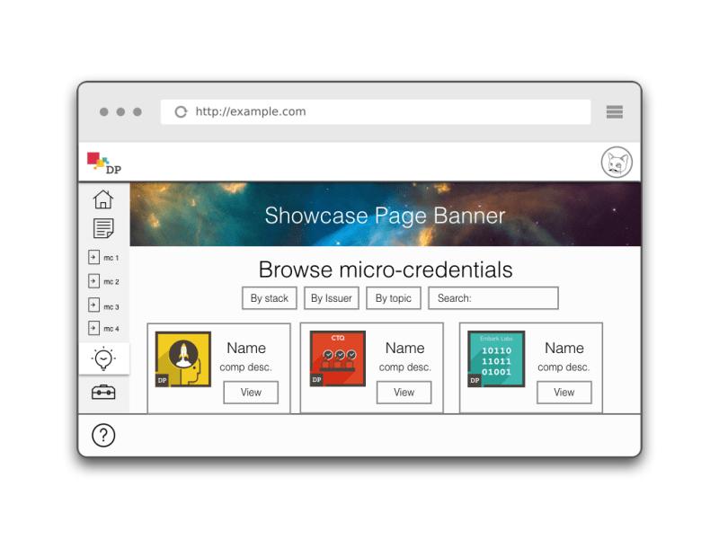 Micro-credential Builder