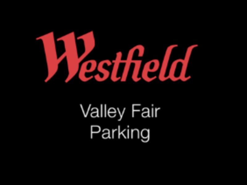 Westfield Valley Fair Parking App