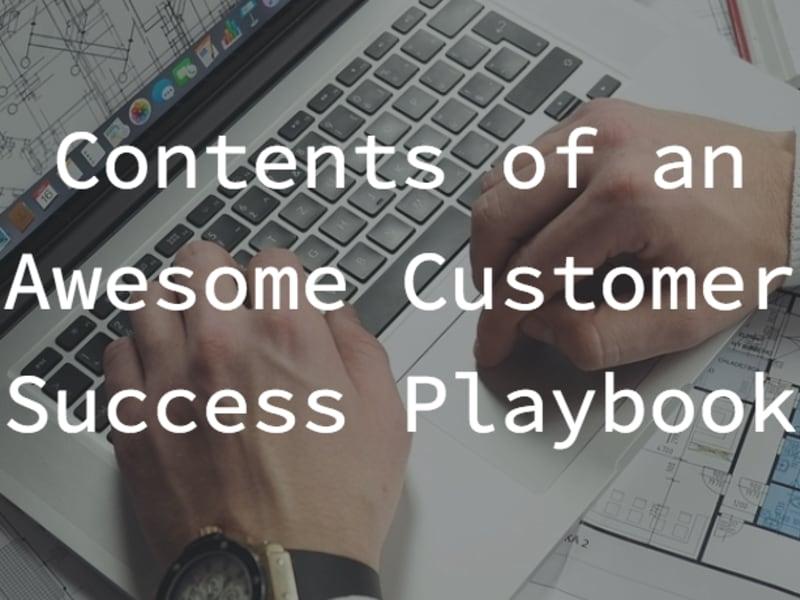 Customer Success Playbook