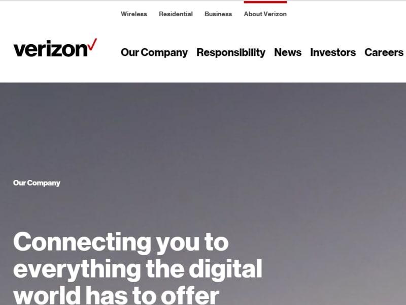 About Verizon