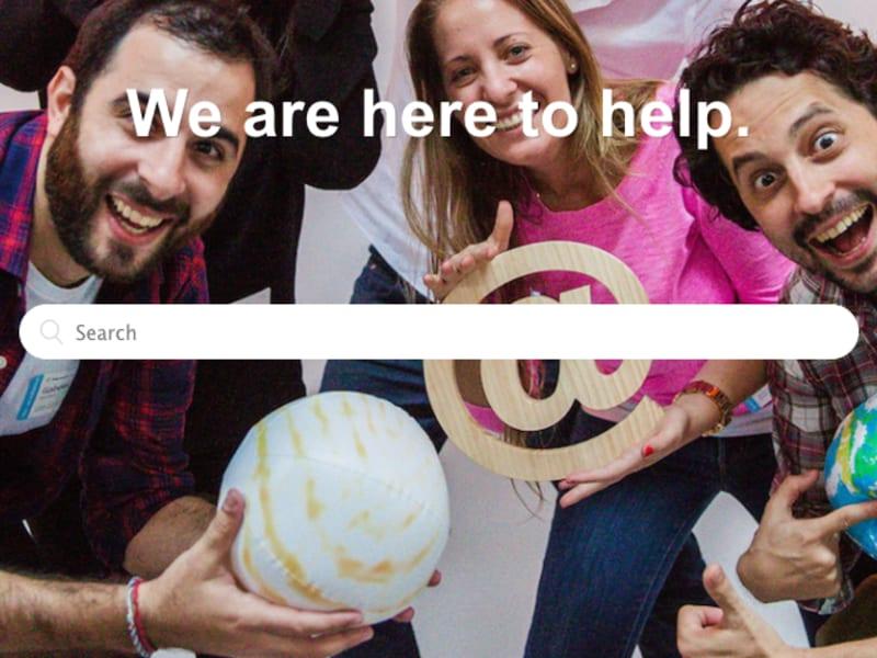 Singularity University Community Help Desk