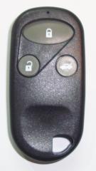 Празна кутийка за дистанционно за HONDA  с 3-бутонa