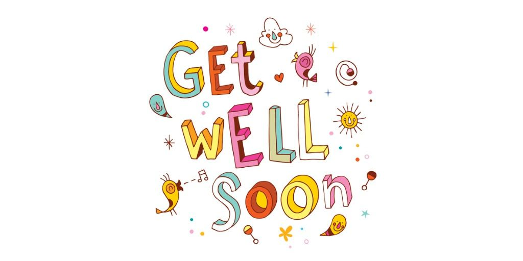 How to make members and friends feel special when they are unwell with a personalised get well card