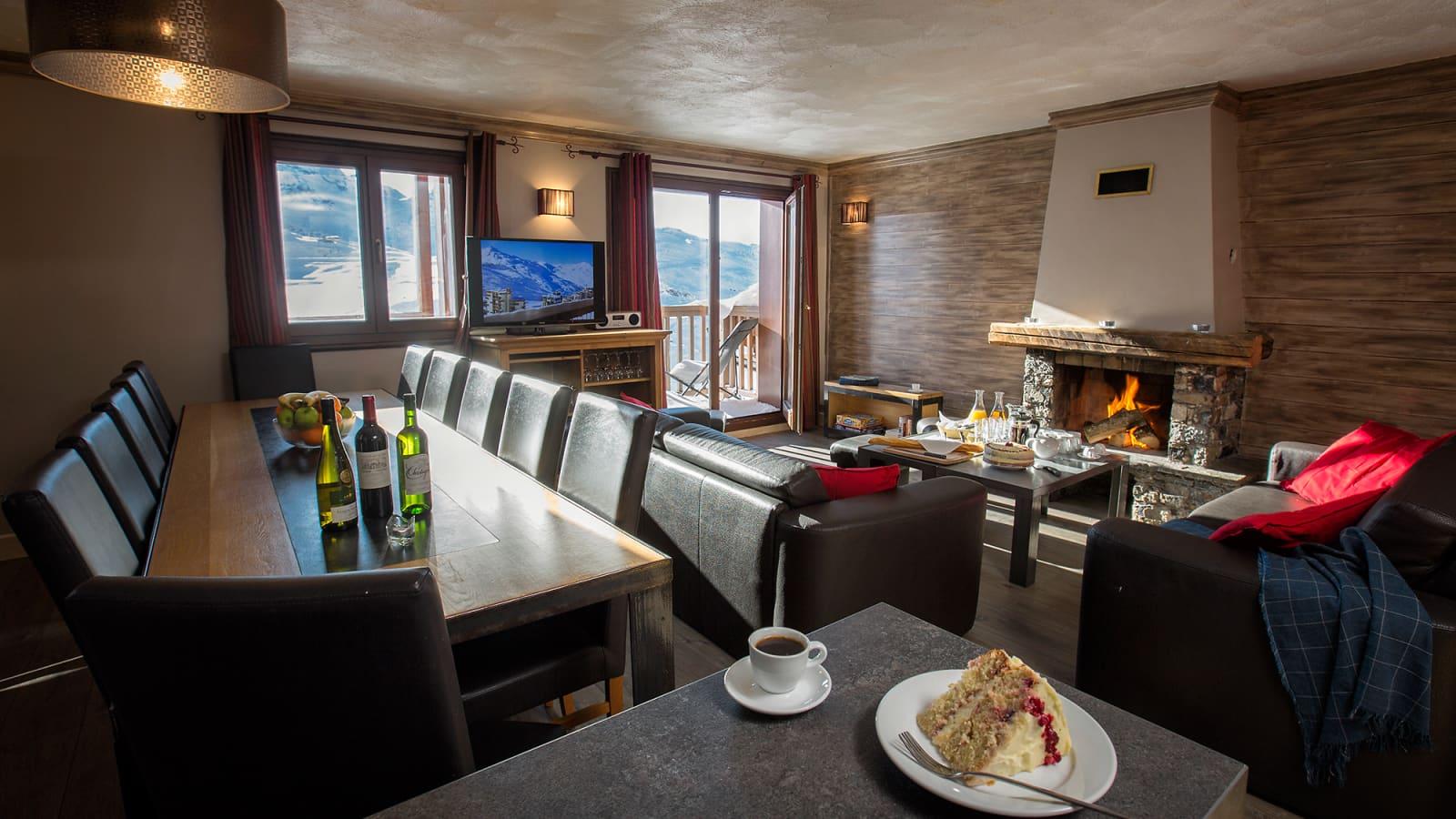 Chalet Renne Val Thorens France Ski Holidays From Topflight Ie
