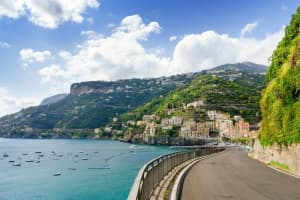 Minori,Sorrento and Amalfi Coast