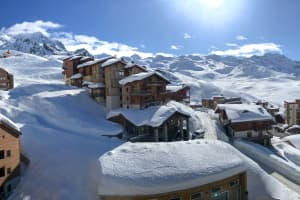 Val Thorens,France