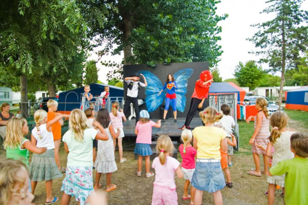 Butterfly Camping Village, Peschiera, Lake Garda