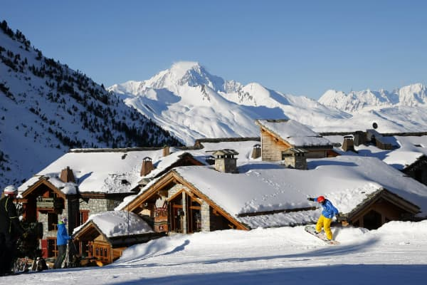 Arc 1950, Les Arcs,France