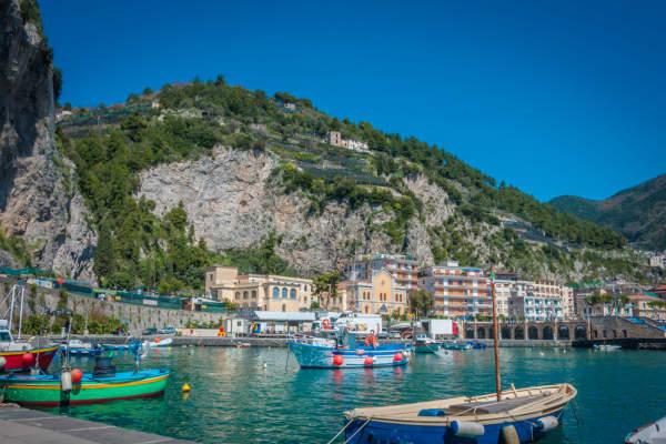 Maiori,Sorrento and Amalfi Coast