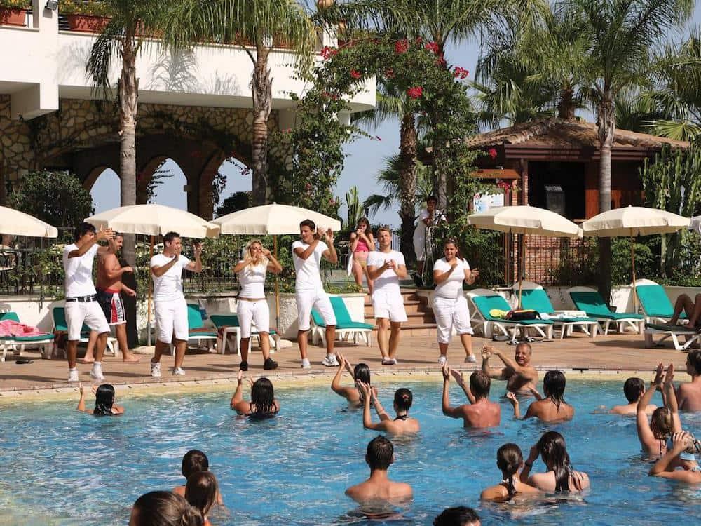 Hotel Olimpo, Letojanni, Sicily Holidays - Topflight.ie