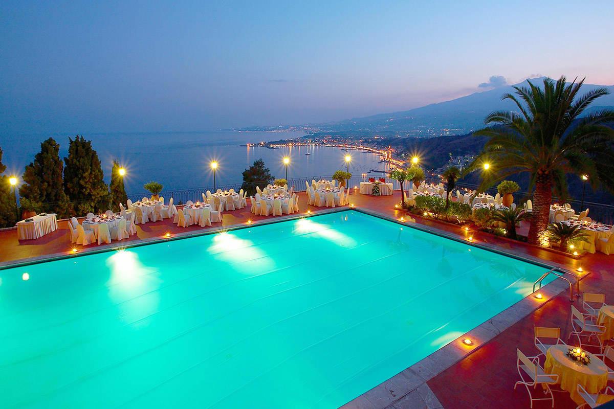 Hotel Villa Diodoro, Taormina Holidays Sicily
