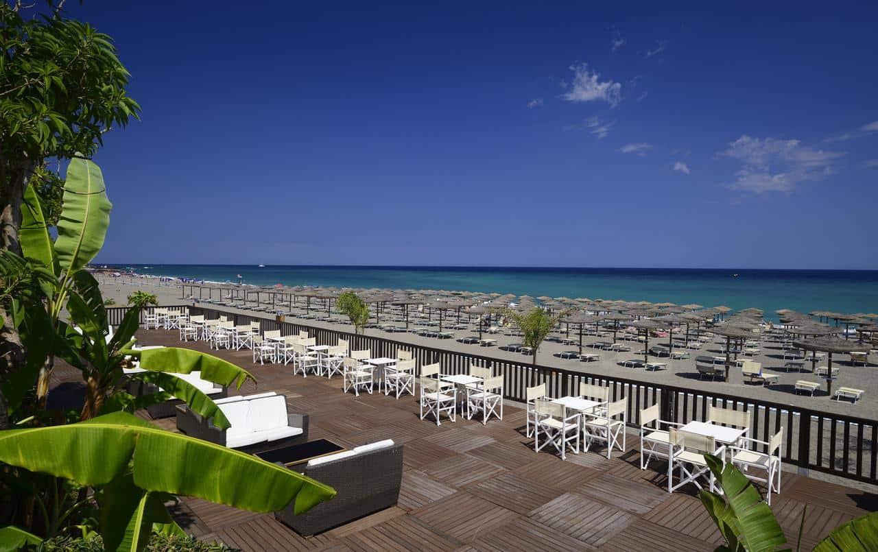 Atahotel naxos beach resort giardini naxos sicily - Hotel ai giardini naxos ...