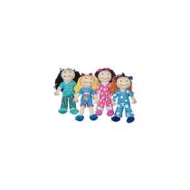 Slumber Party Dolls