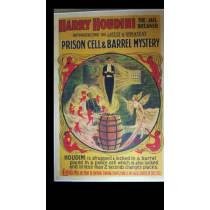 Poster-Jail Breaker Cell&Barrel