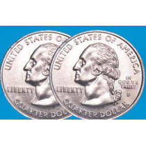 Double Sided Quarter Heads