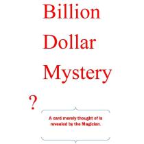 Billion Dollar Mystery