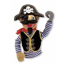 Puppet-Pirate