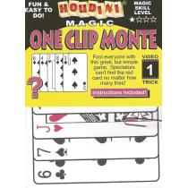 (1) One Clip Monte