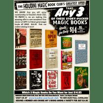 Magic Book Club Offer