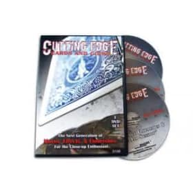 """Cutting Edge"" Cards and Coins"
