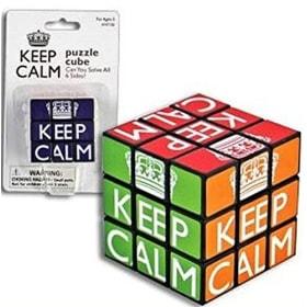 Keep Calm Cube