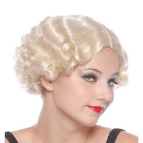 Wig-Blonde