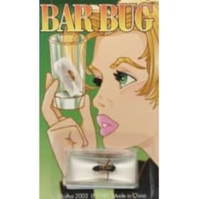 Bar Bug in Ice Cube