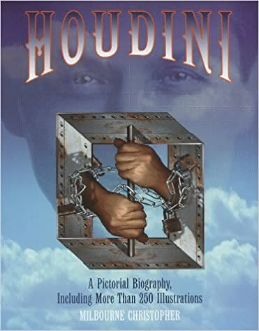 Book-Houdini Pictorial Biography