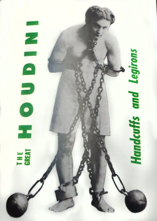 Book: Handcuffs and Leg Irons