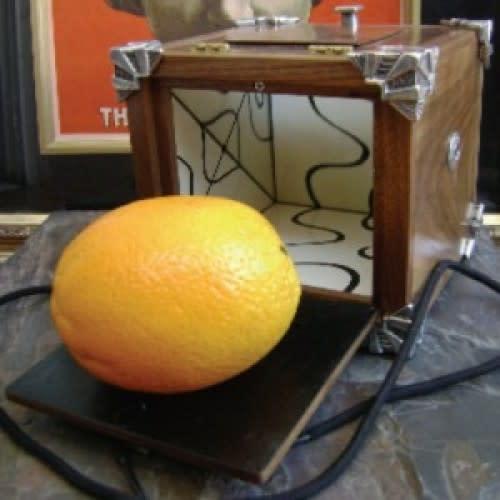 Emperor's Orange Box