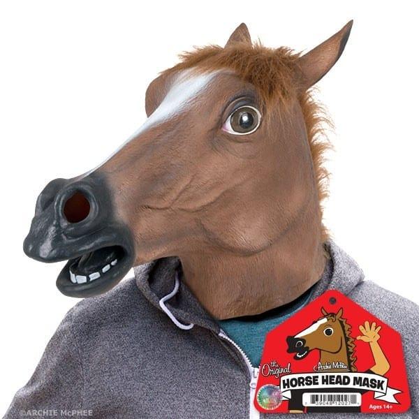 Mask-Horse head