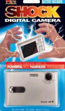 Shock Camera