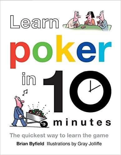 Book-Learn Poker in 10 Min