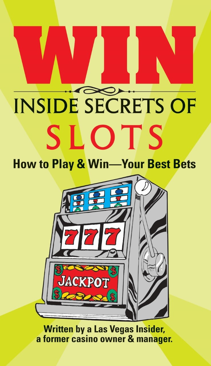 Book-Inside Secrets Of Slots