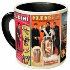 Incredible Escaping Houdini Mug