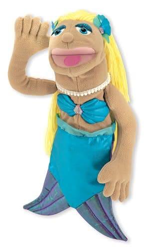 Puppet-Mermaid