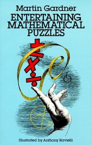 Book-Entertaining Mathematical Puzzles