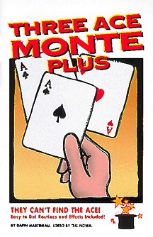 Book-Three Ace Monte Plus
