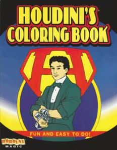 Houdini's Coloring Book