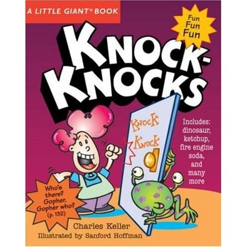 Little Giant Book of Knock Knock Jokes