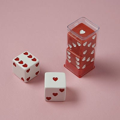 Sweet Heart Dice