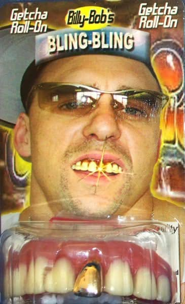 Crazy Teeth - Bling Bling