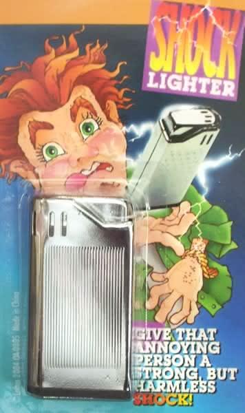 Shock Lighter