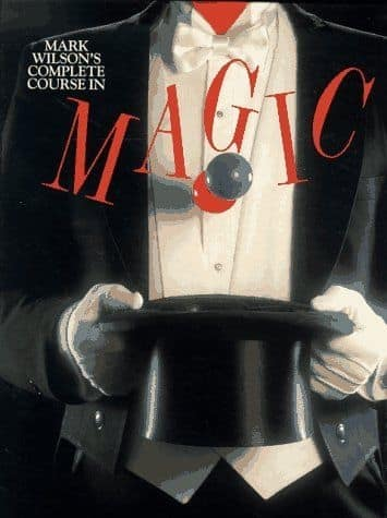Book-Complete course in magic (Hardcover)