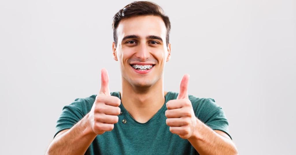 homme orthodontie