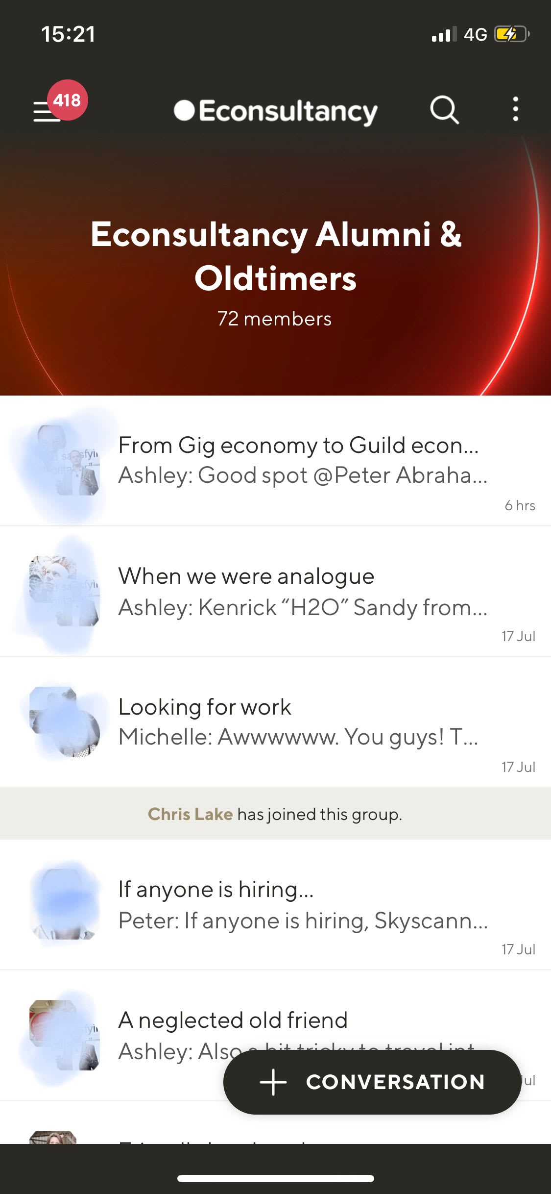 Guild is a perfect platform for alumni communities and communicating with alumni