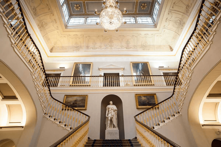 Institute of Directors private members club London